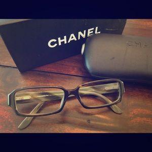 Authentic Chanel 3093 Eyeglasses (Tortoise)